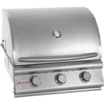 Blaze 25 Inch 3-Burner Gas Grill