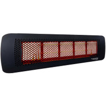 Bromic Tungsten Smart-Heat Gas 5 Burner Radiant Heater