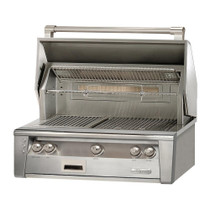 Alfresco 36-Inch ALXE Built-In Gas Grill with Rotisserie-ALXE-36