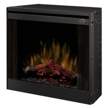 "Dimplex 33"" Slim Line Built-in Electric Firebox Electric Fireplace"