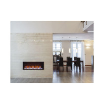 """Modern Flames  Landscape 40"""" X 15"""" Fullview Built In Electric Fireplace (Clean Face) LFV2-40/15-SH"""