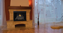Superior VRCT2042 42 Inch Vent-Free Fireplace - Firebox