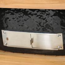 Primo Grills 177810 Oval XL Stainless Steel Bottom Vent Door