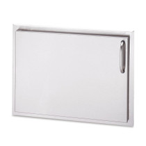 AOG 24-Inch Left Hinged Single Storage Door
