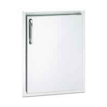 AOG 17-Inch Right Hinged Single Storage Door