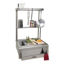 Alfresco Middle Shelf For HS-30/PR-30