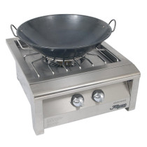 Alfresco 22-Inch Commercial Wok For AGVPC