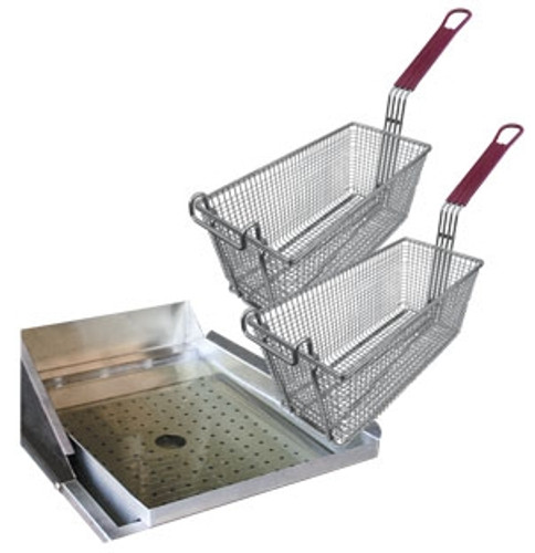 Cal Flame Deep Fryer Accessory Helper Set