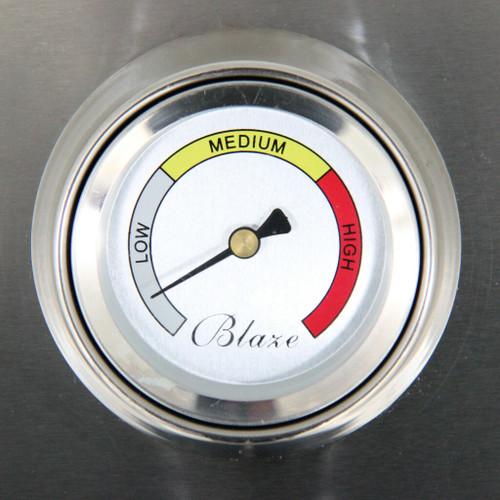 Blaze 3 Burner Professional Gas Cart Grill