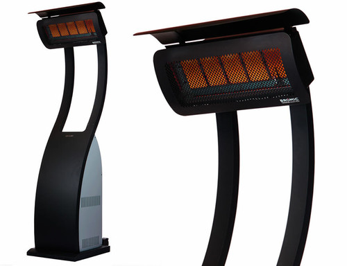 Bromic Tungsten Portable Radiant Heater