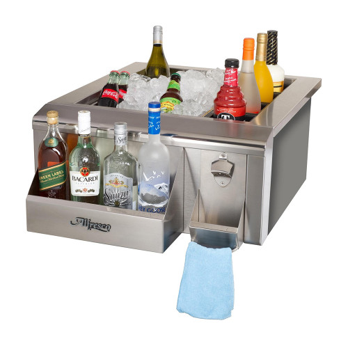 Alfresco 24-Inch Versa Bartender & Sink-AGBC-24