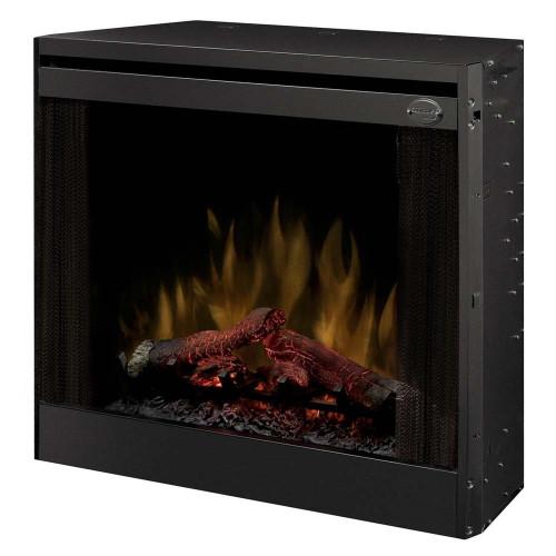 "Dimplex 33"" Slim Line Built-in Electric Firebox Electric Fireplace"