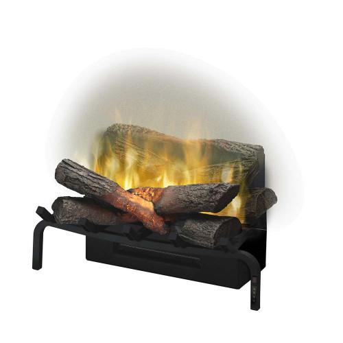 "Dimplex Revillusion™ 20"" Plug-in Electric Log Set Electric Fireplace"