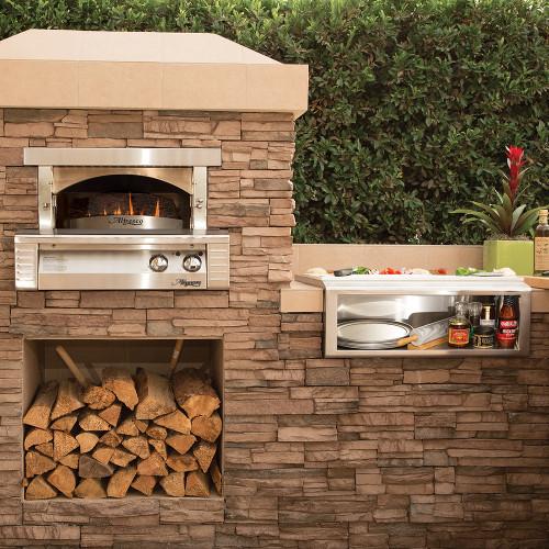 Alfresco 30 Inch Pizza Oven Plus