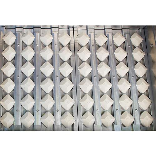 Alfresco Stainless Steel Ceramic Briquette Tray