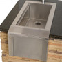 Alfresco 14-Inch Built-In Versa Sink-AGBC-14
