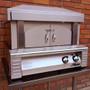 Alfresco 30 Inch Pizza Oven Plus Add-Img-3