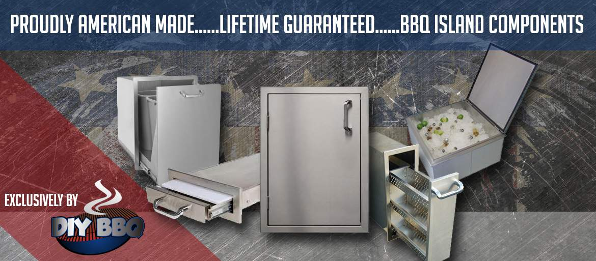 American Made doors and drawers