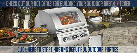Stainless Steel Grills at a Discount