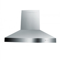 "48"" Stainless Steel Outdoor Vent Hood-Wall Mount"