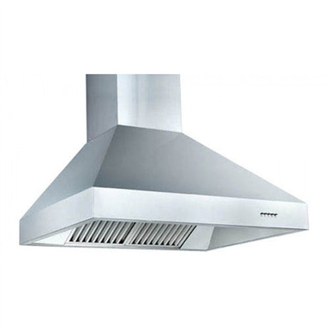 60 Quot Stainless Steel Outdoor Vent Hood Wall Mount