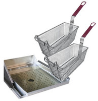 Cal Flame Deep Fryer Accessory Helper Set