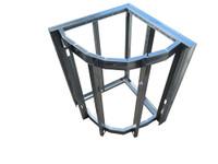 DIY BBQ Quick Panel™ Round Corner Module