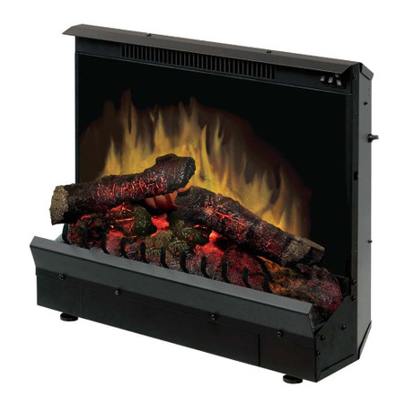 """Dimplex 23"""" Deluxe Electric Fireplace Insert Electric Fireplace"""