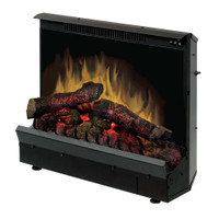 "Dimplex 23"" Deluxe Electric Fireplace Insert Electric Fireplace"