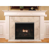 Empire Tahoe Clean-Face Deluxe Direct-Vent Fireplaces