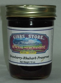 Strawberry-Rhubarb Preserves