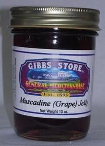 Muscadine (Grape) Jelly