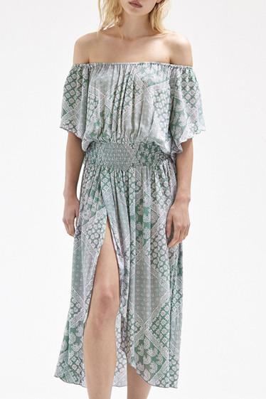 Lucca Maxi Dress, Sage Latika