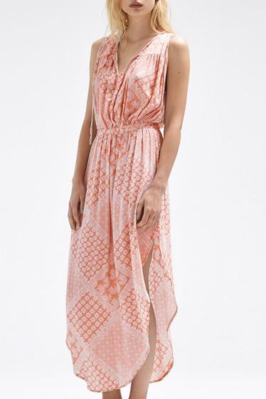 Phoenix Dress, Rosewood Latika
