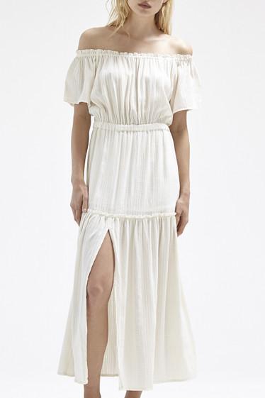 Saidee Dress, Soft Sand