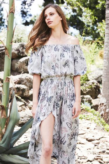 Agatha Dress, Jardin