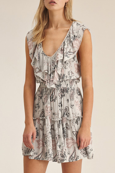 Jocelyn Dress, Jardin