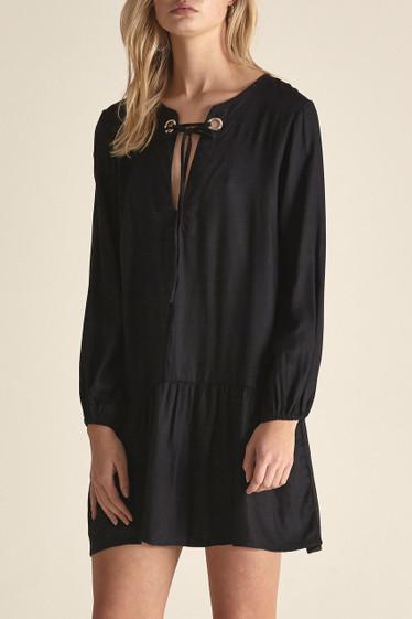 Adele Dress, Black