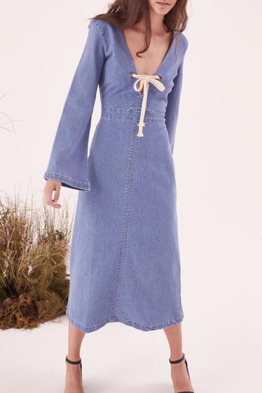 Freja L/S Dress