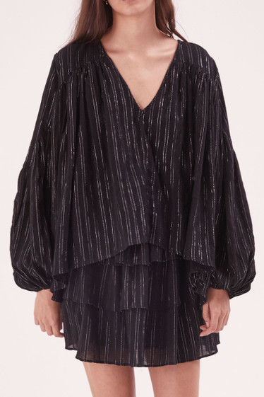 Moonlight Shirt, Black