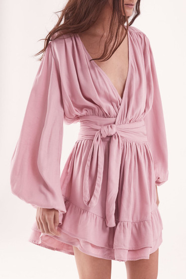 Felice Wrap Dress
