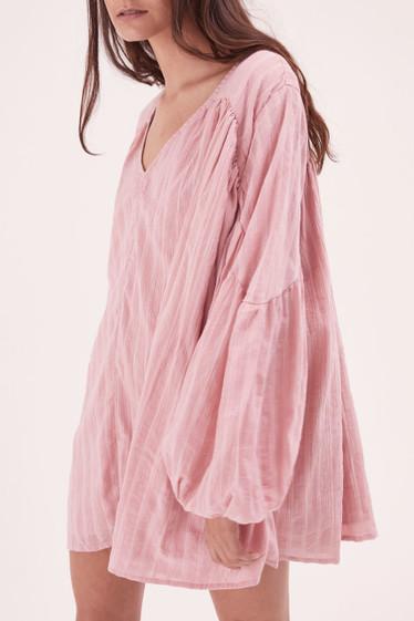 Moonlight Shift Dress, Rose Pink