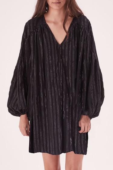 Moonlight Shift Dress, Black