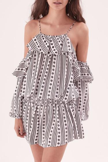 Liberty L/S Mini Dress