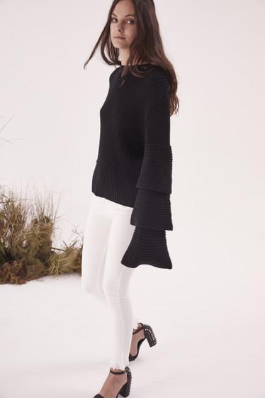 Cabana Knit, Black