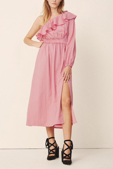 Ana Midi Dress, Taffy