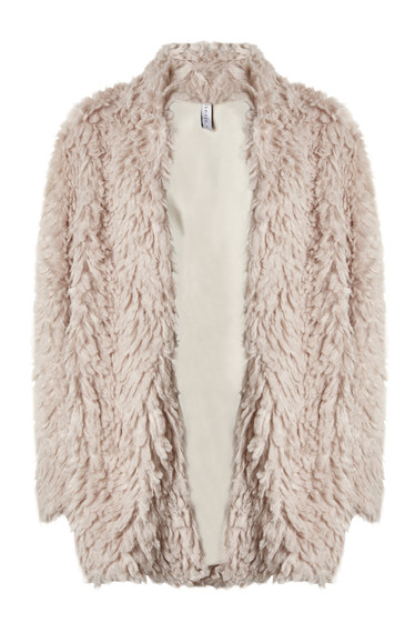 Maddox Coat, Blush