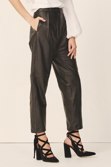 Brando Leather Pants