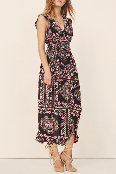 Azalea Wrap Dress