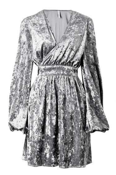 Shadow Wrap Dress